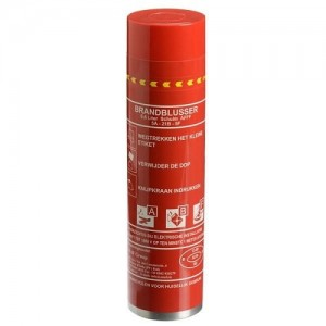 Anaf spray brandblusser